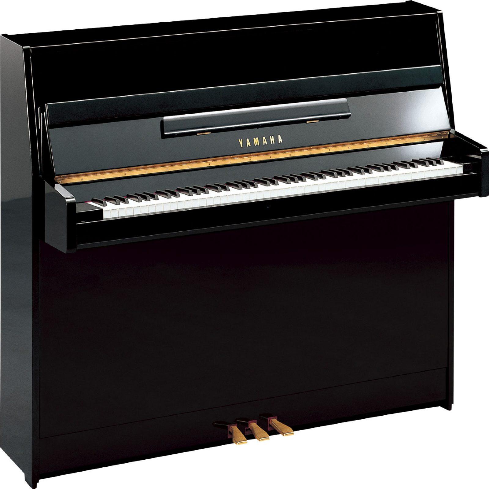 Yamaha b1 upright piano black polyester sherwood phoenix for Yamaha electric upright piano