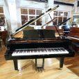 Yamaha C6 Boudoir Grand Piano Black Polyester At Sherwood Phoenix Pianos 2