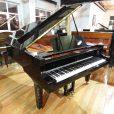 Yamaha C6 Boudoir Grand Piano Black Polyester At Sherwood Phoenix Pianos 3