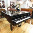 Yamaha C6 Boudoir Grand Piano Black Polyester At Sherwood Phoenix Pianos 7