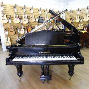 Bechstein Model B Black Boudoir Grand Piano 2