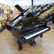 Bechstein Model B Black Boudoir Grand Piano 3