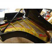 Bechstein Model B Black Boudoir Grand Piano 4