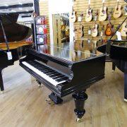 Bechstein Model B Black Boudoir Grand Piano 7