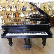 Bechstein Model B Black Boudoir Grand Piano 8