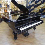 Bechstein Model B Black Boudoir Grand Piano 9