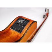 Cordoba Fusion 12 Natural Classical Electro Acoustic 6 String Cutaway Guitar 4