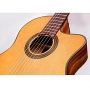 Cordoba Fusion 12 Natural Classical Electro Acoustic 6 String Cutaway Guitar 6