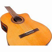 Cordoba Iberia C5-CE Classical Electro Acoustic 6 String Cutaway Guitar 3