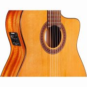 Cordoba Iberia C5-CE Classical Electro Acoustic 6 String Cutaway Guitar 5