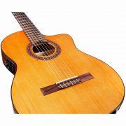 Cordoba Iberia C5-CET Classical Electro Acoustic 6 String Guitar 3