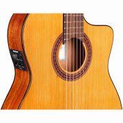 Cordoba Iberia C5-CET Classical Electro Acoustic 6 String Guitar 5