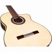 Cordoba Iberia GK Studio Classical Electro Acoustic 6 String Cutaway Guitar 5