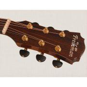 Freshman 400 Series FA400D Acoustic 6 String Dreadnought Guitar 4