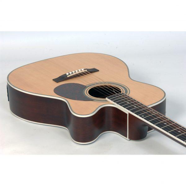 Freshman Apollo 1OC Electro Acoustic 6 String Grand Auditorium Body Cutaway Guitar