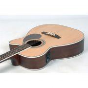 Freshman Apollo 1OC Electro Acoustic 6 String Grand Auditorium Body Cutaway Guitar 3