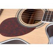 Freshman Apollo 1OC Electro Acoustic 6 String Grand Auditorium Body Cutaway Guitar 4