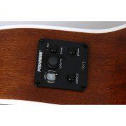 Freshman Apollo 1OC Electro Acoustic 6 String Grand Auditorium Body Cutaway Guitar 5