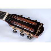 Freshman Apollo 2PAR Electro Acoustic 6 String Parlour Body Cutaway Guitar 4