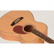 Freshman Maple Ridge FA1GAM Acoustic 6 String Folk Body Guitar 5