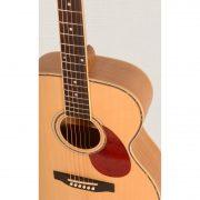 Freshman Maple Ridge FA1GAM Acoustic 6 String Folk Body Guitar 6