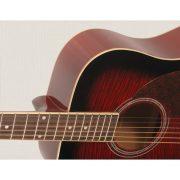 Freshman Renegade RENDWR Acoustic 6 String Dreadnought Guitar 5