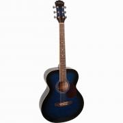 Freshman Renegade RENFBL Acoustic 6 String Folk Body Guitar
