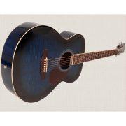 Freshman Renegade RENFBL Acoustic 6 String Folk Body Guitar 2