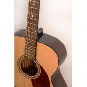 Freshman Renegade RENFN Acoustic 6 String Folk Body Guitar 4