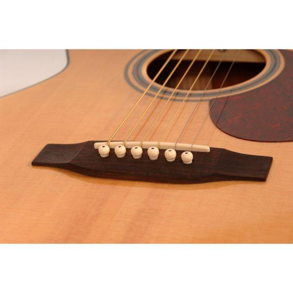 Freshman Renegade RENFN Acoustic 6 String Folk Body Guitar