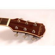 Freshman Renegade RENOCSB Electro Acoustic 6 String Folk Cutaway Guitar 5