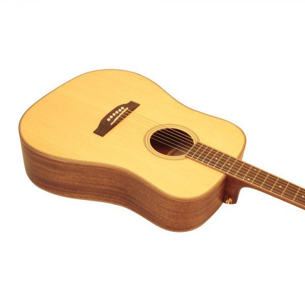 Freshman Songwriter SONGD Acoustic 6 String Dreadnought Guitar