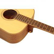Freshman Songwriter SONGD Acoustic 6 String Dreadnought Guitar 4