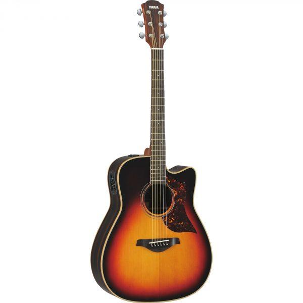 Yamaha A3R VS Electro-Acoustic 6 String Dreadnought Body Guitar