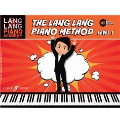 The Lang Lang Piano Method: Level 1 (Book/Online Audio)