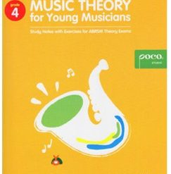 Ying Ying Ng: Music Theory For Young Musicians - Grade 4 (Second Edition)