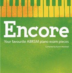 ABRSM: Encore - Book 2 (Grades 3 & 4)