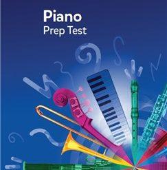 ABRSM Piano Prep Test 2017