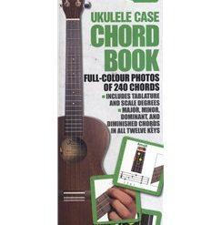Ukulele Case Chord Book - Full Colour