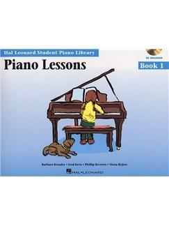 1 hal book leonard lessons piano