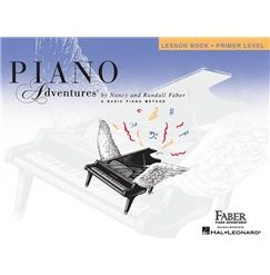 Piano Adventures : Lesson Book - Primer Level (2nd Edition)
