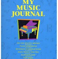 Hal Leonard Student Piano Library: My Music Journal