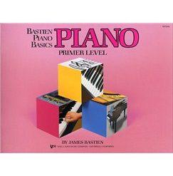 Bastien Piano Basics: Primer