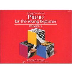 Bastien Piano Basics: Piano For The Young Beginner Primer A