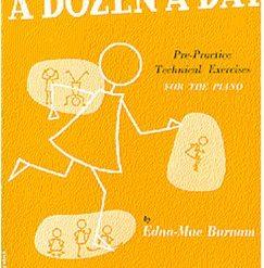 A Dozen A Day Book Five: Intermediate