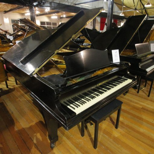 Bechstein Model 4 boudoir grand piano