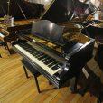 Bechstein Model 4 Black Boudoir Grand Piano by Sherwood Phoenix Pianos 4