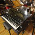 Bechstein Model 5 Black Grand Piano by Sherwood Phoenix Pianos 2