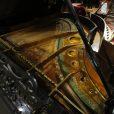 Bechstein Model 5 Black Grand Piano by Sherwood Phoenix Pianos 5