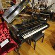 Bechstein Model 5 Black Grand Piano by Sherwood Phoenix Pianos 7